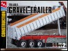 Tri-axle Gravel Trailer